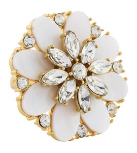 Kate Spade NEW Bungalow Bouquet Cocktail Ring