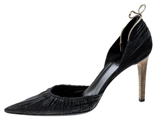 Preload https://img-static.tradesy.com/item/25493367/gucci-black-suede-pointed-toe-bow-detail-d-orsay-pumps-size-eu-375-approx-us-75-regular-m-b-0-1-540-540.jpg