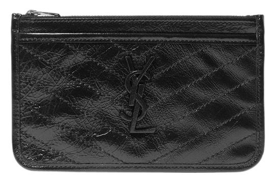 Preload https://img-static.tradesy.com/item/25493380/saint-laurent-monogram-niki-quilted-crinkle-leather-pouch-clutch-0-1-540-540.jpg