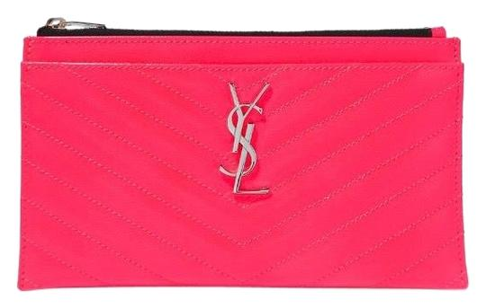 Preload https://img-static.tradesy.com/item/25493383/saint-laurent-monogram-quilted-leather-neon-pouch-clutch-0-1-540-540.jpg