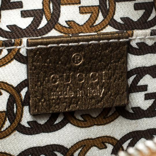 Gucci Gold Hobo Bag Image 7