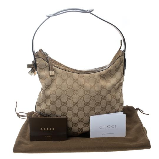 Gucci Gold Hobo Bag Image 8