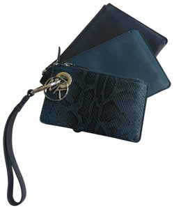 MICHAEL Michael Kors Wristlet in Blue