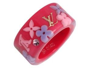 Louis Vuitton PINK INCLUSION RING