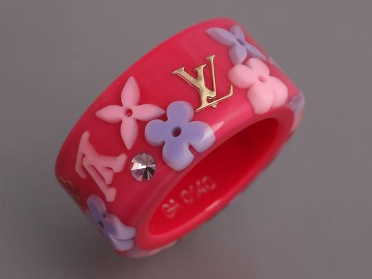 Louis Vuitton PINK INCLUSION RING Image 1