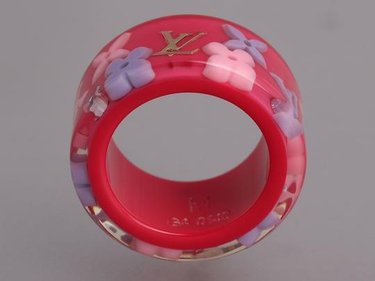 Louis Vuitton PINK INCLUSION RING Image 3