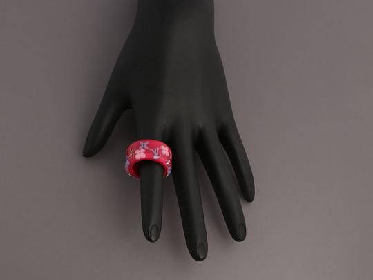 Louis Vuitton PINK INCLUSION RING Image 5