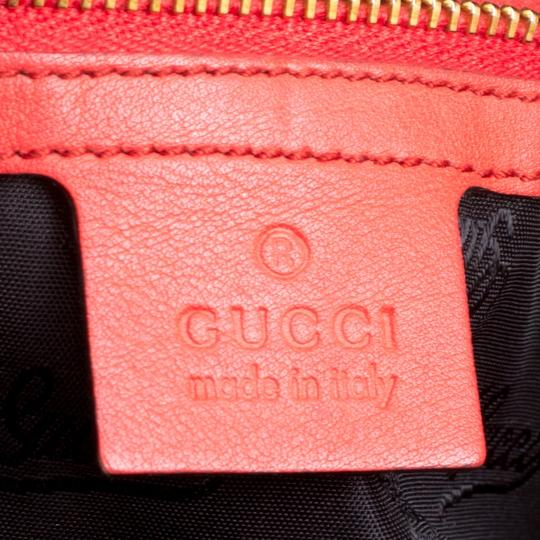 Gucci Leather Jackie Shoulder Bag Image 6