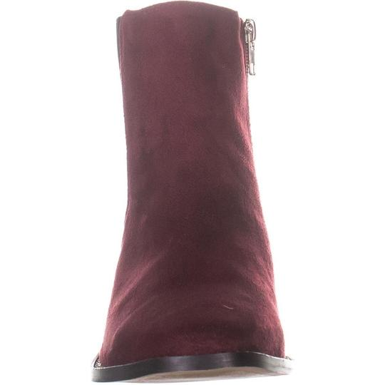 Bebe Red Boots Image 1