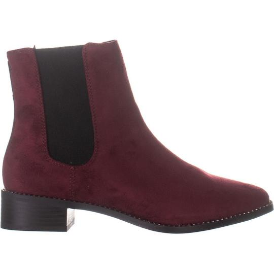 Bebe Red Boots Image 3