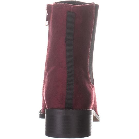 Bebe Red Boots Image 5