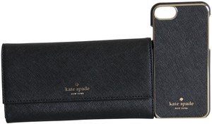 Kate Spade Kate Spade New York Saffiano Leather All in One Wallet iPhone 7/8 Case