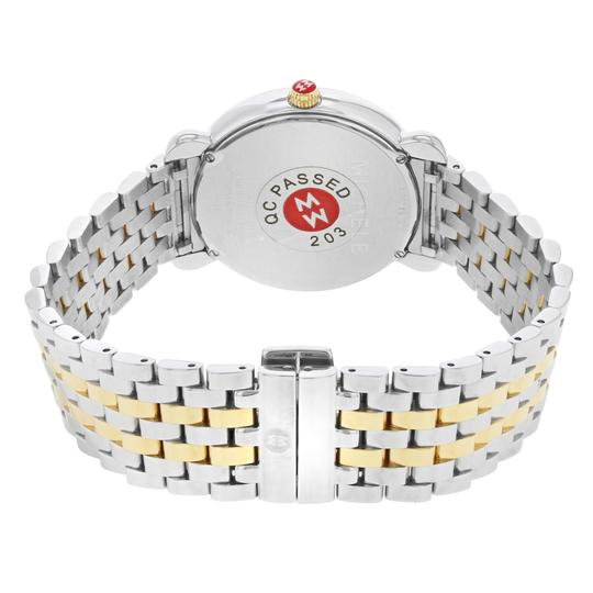 Michele Gracile Mother of Pearl Quartz Ladies Watch MWW26A000003 Image 4
