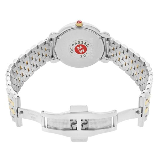 Michele Gracile Mother of Pearl Quartz Ladies Watch MWW26A000003 Image 5