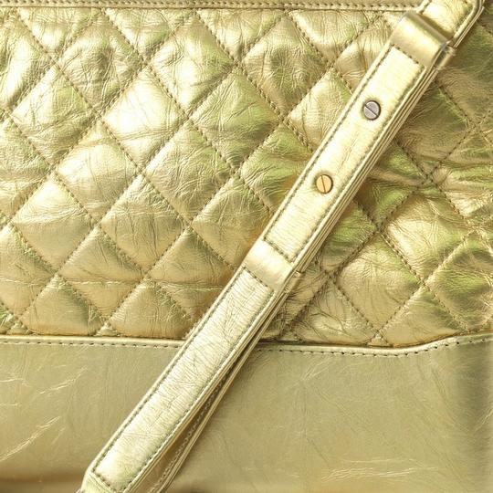 Chanel Quilted Calfskin Hobo Bag Image 7