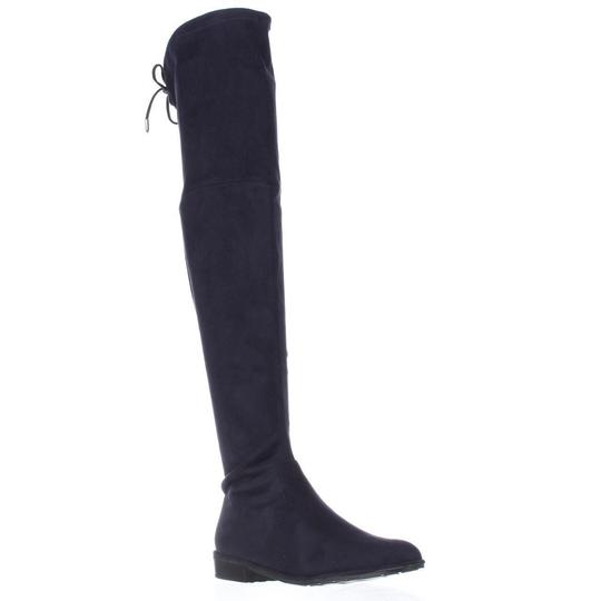 Marc Fisher Blue Boots Image 1