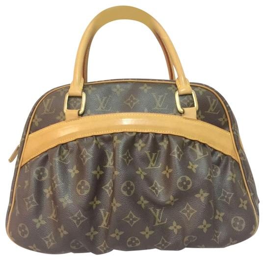 Preload https://img-static.tradesy.com/item/25494557/louis-vuitton-clara-monogram-mm-coated-brown-canvas-hobo-bag-0-2-540-540.jpg