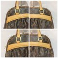 Louis Vuitton Monogram Mm Tote Lv Tote Lv Canvas Tote Lv Coated Canvas Tote Hobo Bag Image 10