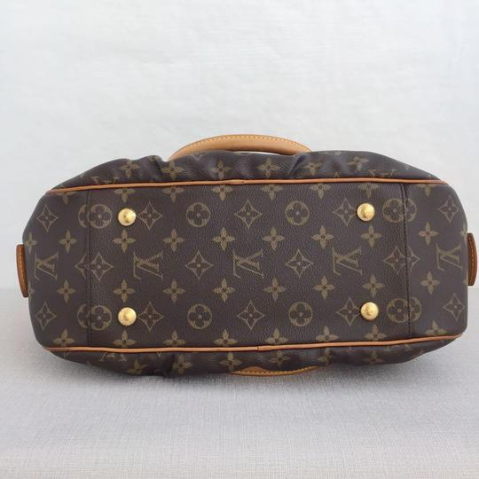 Louis Vuitton Monogram Mm Tote Lv Tote Lv Canvas Tote Lv Coated Canvas Tote Hobo Bag Image 5