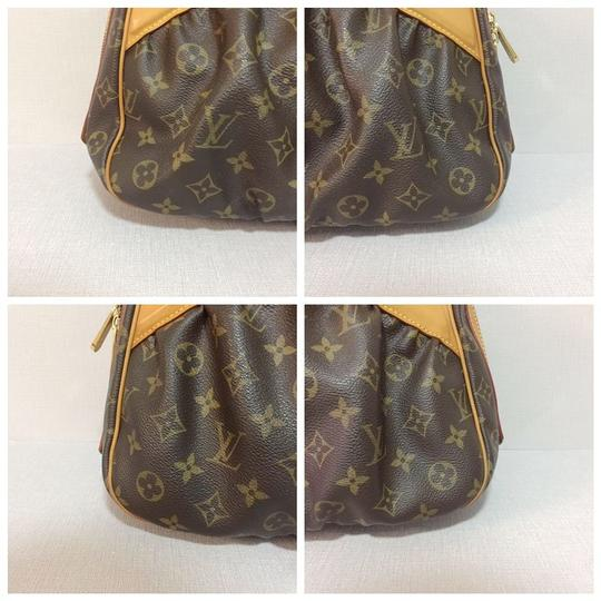 Louis Vuitton Monogram Mm Tote Lv Tote Lv Canvas Tote Lv Coated Canvas Tote Hobo Bag Image 9