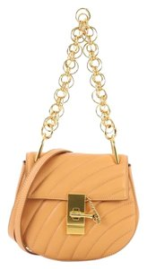 Chloé Quilted Leather Cross Body Bag
