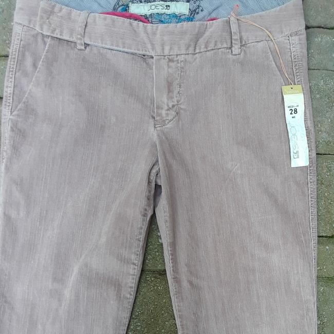 JOE'S Jeans Boot Cut Pants Mauve Image 1