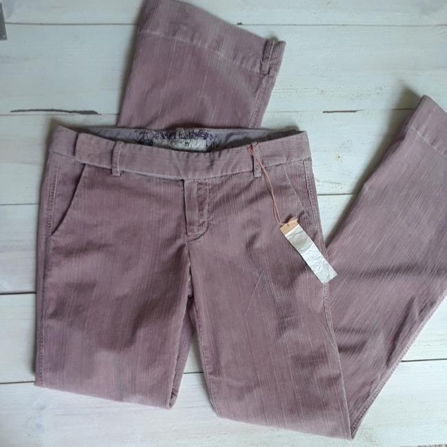 JOE'S Jeans Boot Cut Pants Mauve Image 3