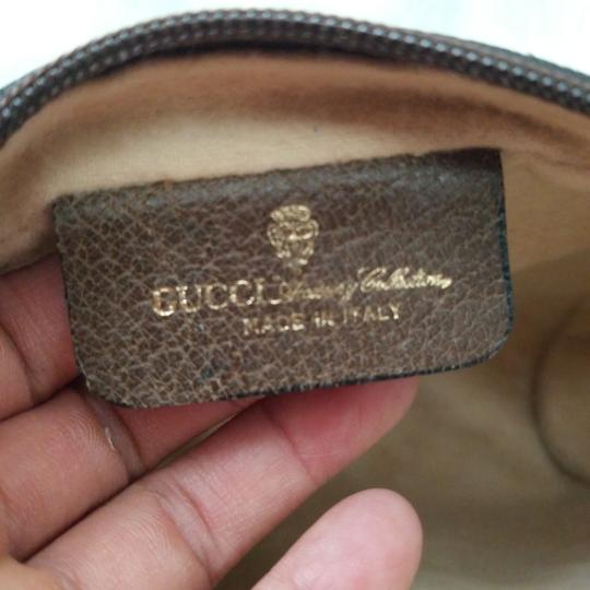 Gucci Vintage Vintage Vintage Vintage Purse Ophidia Brown Clutch Image 8
