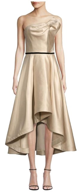Preload https://img-static.tradesy.com/item/25495479/shoshanna-beige-anthropologie-amberose-strapless-high-low-gown-long-formal-dress-size-12-l-0-1-650-650.jpg