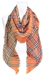 Burberry Burberry Colourblock Vintage Check Square Scarf