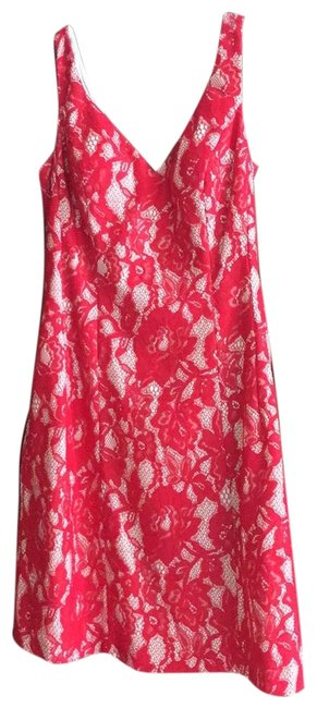 Item - Red 108781 Short Cocktail Dress Size 2 (XS)