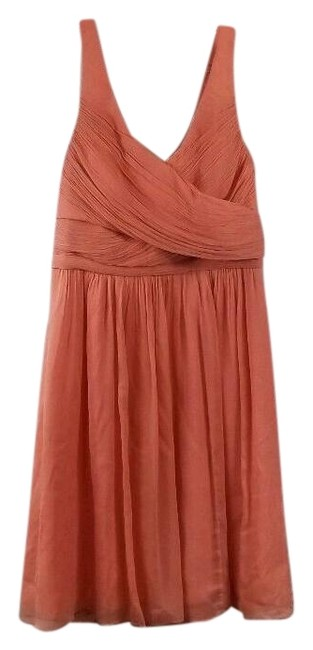 Preload https://img-static.tradesy.com/item/25495598/jcrew-pink-heidi-silk-chiffon-party-93100-short-cocktail-dress-size-8-m-0-1-650-650.jpg