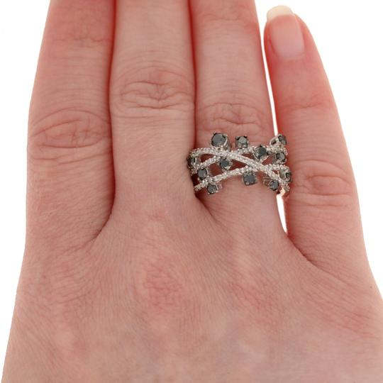 Other NEW 1.00ctw Single Cut Diamond Ring - Sterling Silver E3998 Image 2