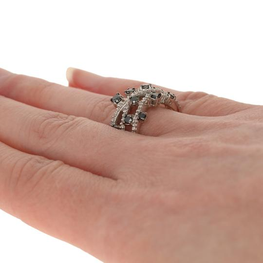 Other NEW 1.00ctw Single Cut Diamond Ring - Sterling Silver E3998 Image 3