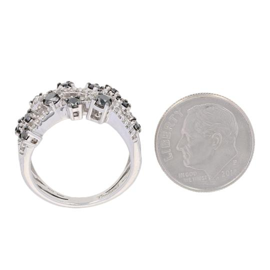 Other NEW 1.00ctw Single Cut Diamond Ring - Sterling Silver E3998 Image 5