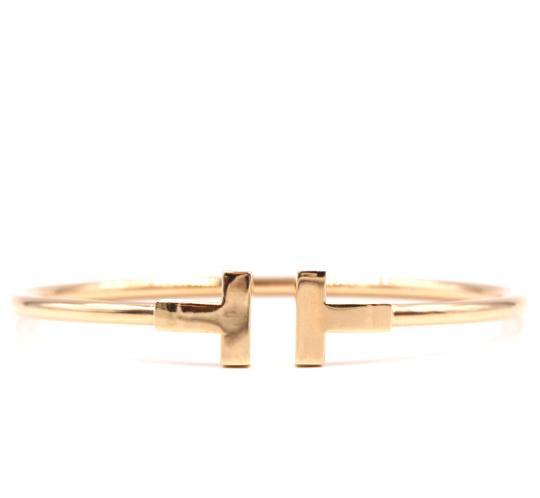 Preload https://img-static.tradesy.com/item/25495629/tiffany-and-co-30130-18k-750-rose-pink-gold-t-wire-logo-cuff-bangle-bracelet-0-1-540-540.jpg