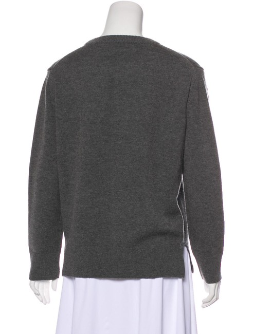 Kate Spade Embroidered Pristine Condition Wool Sweater Image 2
