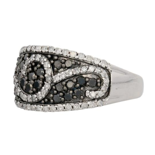 Other NEW 1.00ctw Single Cut Diamond Ring - Sterling Silver E3992 Image 1