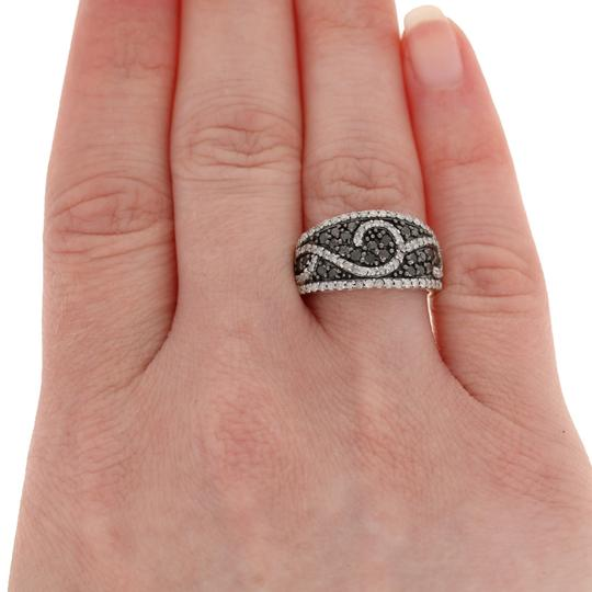 Other NEW 1.00ctw Single Cut Diamond Ring - Sterling Silver E3992 Image 2