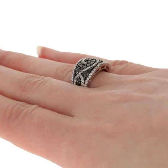 Other NEW 1.00ctw Single Cut Diamond Ring - Sterling Silver E3992 Image 3