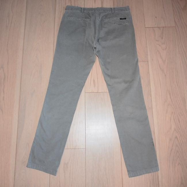 7 For All Mankind Boot Cut Pants Grey Image 3