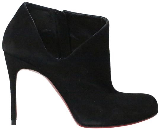 Preload https://img-static.tradesy.com/item/25495776/christian-louboutin-black-dugueclina-suede-bootsbooties-size-eu-36-approx-us-6-regular-m-b-0-1-540-540.jpg