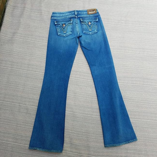 PRVCY Boot Cut Jeans Image 3