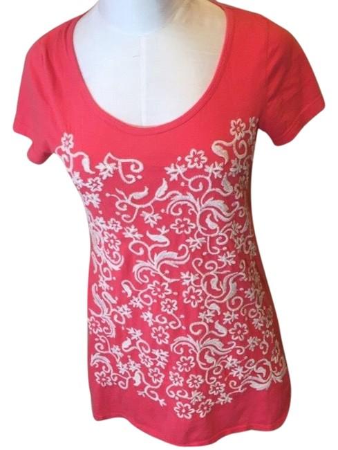 Preload https://img-static.tradesy.com/item/25496132/johnny-was-embroidered-cotton-tunic-tee-shirt-size-6-s-0-1-650-650.jpg