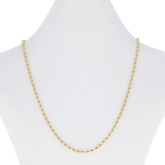 Preload https://img-static.tradesy.com/item/25496220/14k-yellow-gold-rope-chain-18-lobster-claw-clasp-e2939-necklace-0-1-540-540.jpg