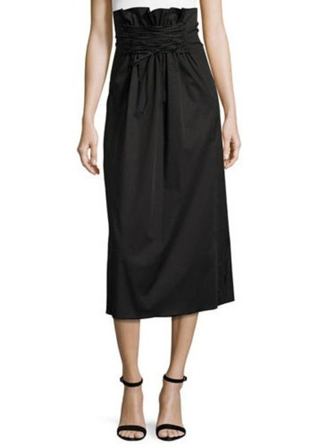 Preload https://img-static.tradesy.com/item/25496242/the-row-black-daul-paperbag-lace-up-skirt-size-0-xs-25-0-0-650-650.jpg