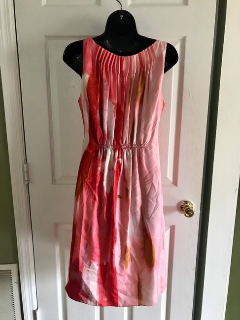 Suzi Chin for Maggy Boutique short dress pink and red on Tradesy Image 3