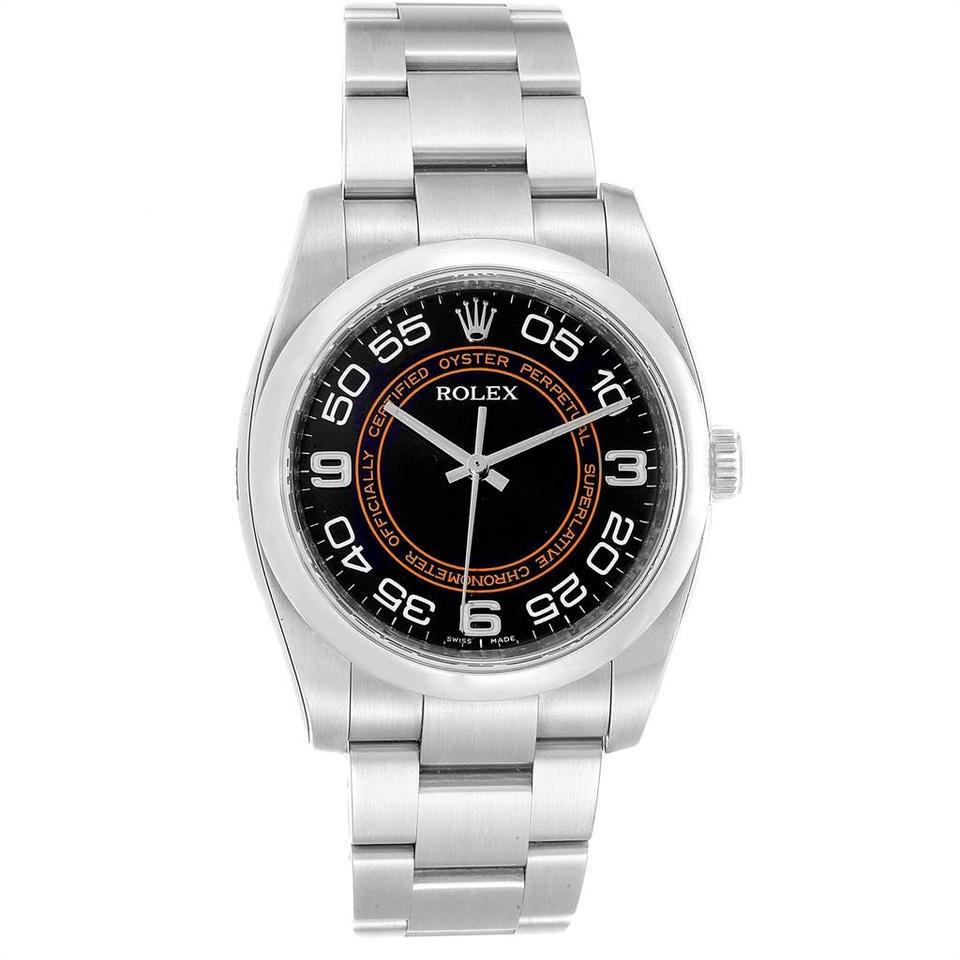 bec737ce209 Rolex Rolex Oyster Perpetual 36 White Harley Dial Mens Watch 116000 Unworn  Image 9. 12345678910