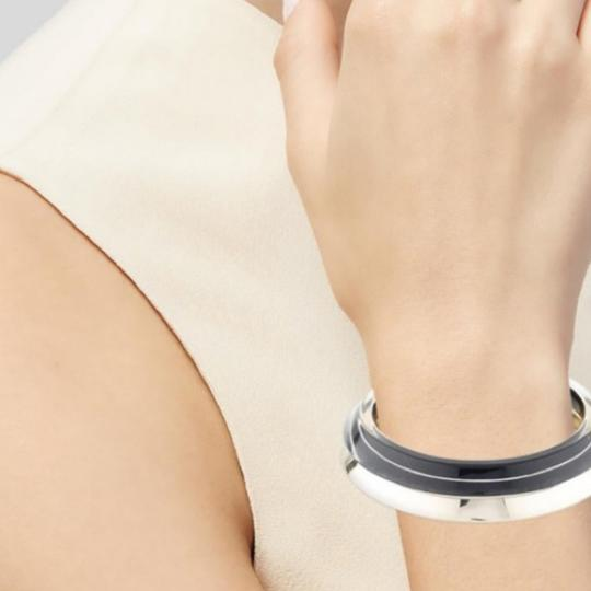 Alexis Bittar Alexis Bittar Set of Two Angled Bracelets Image 1