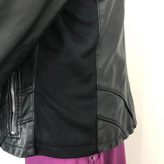 Guess Leather Jacket Image 4